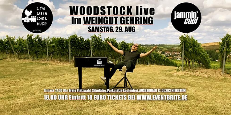 Woodstock im Weingut Gehring