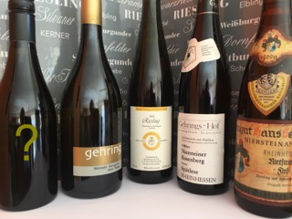 Offener Keller Weingut Gehring
